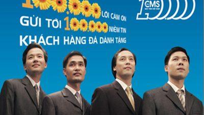 CMS-Máy tính Việt Nam đầu tiên vượt ngưỡng 100.000 chiếc