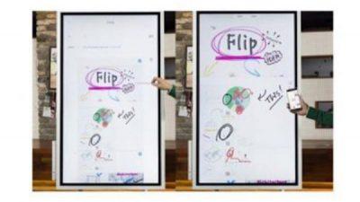 Bảng tương tác Samsung Flip 2 - Sản phẩm đột phá dành cho giáo dục