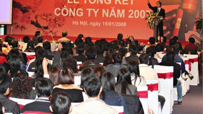 CMS tổ chức tổng kết một năm hoạt động tại Trung tâm Hội nghị Quốc Gia