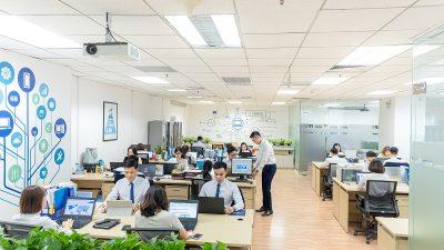 CMS Daas - Tối ưu hóa nguồn lực CNTT doanh nghiệp