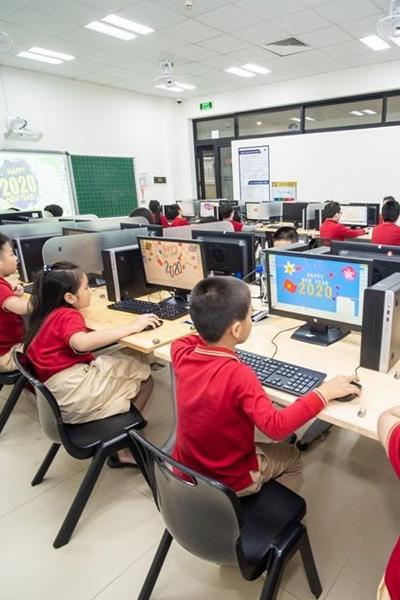 CMS cung cấp dịch vụ bảo trì bảo dưỡng cho toàn hệ thống Vinschool EN