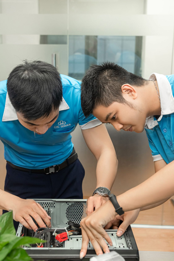 CMS triển khai dự án bảo trì Hệ thống mạng và các thiết bị Công nghệ thông tin cho Công ty HuynDai Phú Mỹ