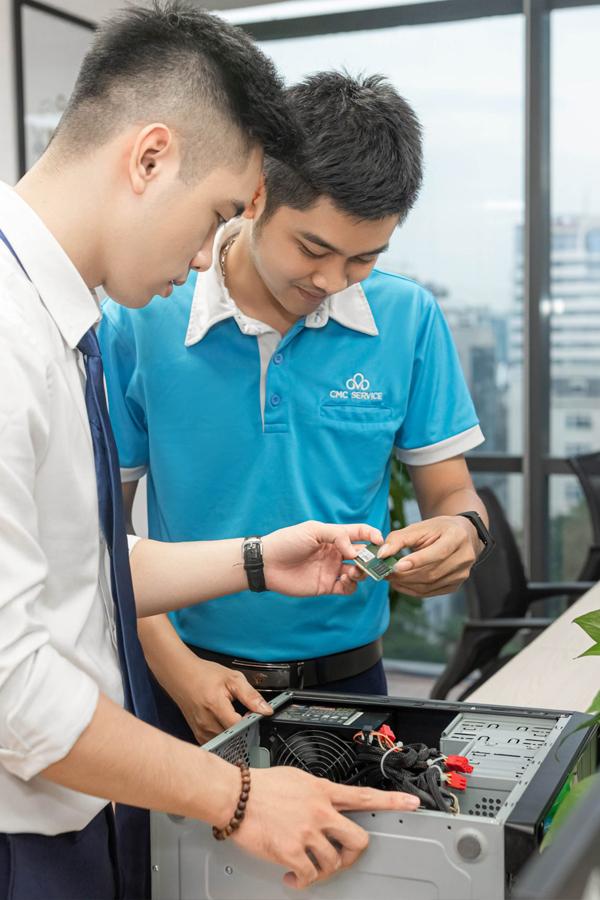 CMS cung cấp dịch vụ IT Helpdesk Công ty gạo Tín Thương